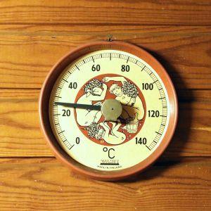 Saunan lämpömittari