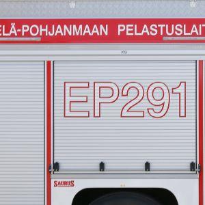 Etelä-Pohjanmaan pelastuslaitoksen paloauto