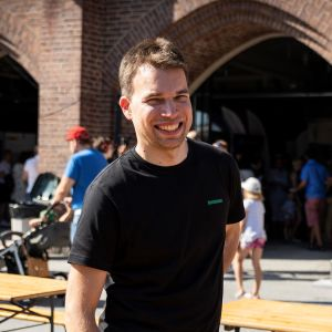 Daniel Byggmästar.
