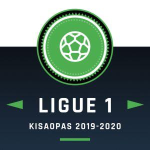 LIGUE 1 - KISAOPAS 2019-2020