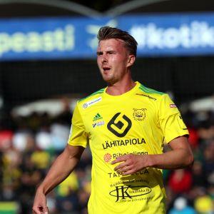 Janne Saksela.