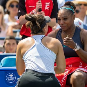 Bianca Andreescu, Williams Serena