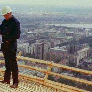 Leo Rikala Näsinneulan katolla