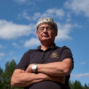 Emeritusprofessori Jyrki Kauppinen