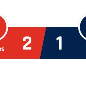 Rennes - PSG 2-1