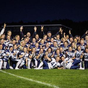 Suomi voitti amerikkalaisen jalkapallon Euroopan mestaruuden Englannissa.