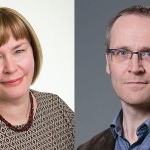 Anna-Liisa Heusala, tutkija, Aleksanteri-instituutti ja Jussi Lassila, vanhempi tutkija, Ulkopoliittinen instituutti