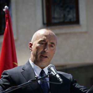 Ramush Haradinaj.