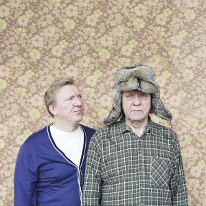 Aimo Räsänen ja Esko Roine