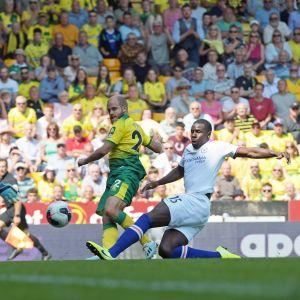 Teemu Pukki Norwich Chelsea