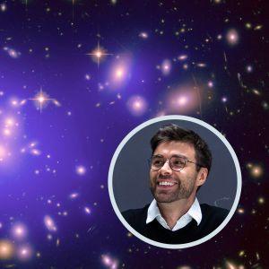 Galaxy Cluster Abell 1689 ja Tommi Tenkanen