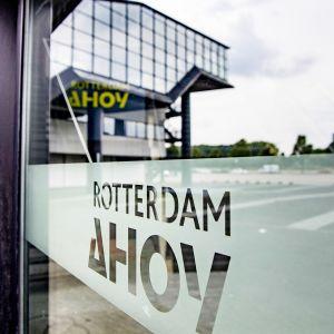 Rotterdamin Ahoy-arena.