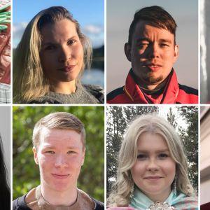 Yle Sámi kolumnisttat / Yle Sápmin kolumnistit