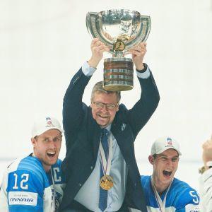 Jukka Jalonen 2019 mestari
