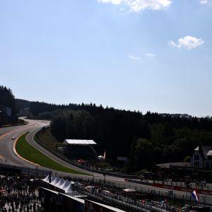 Belgian GP, formula