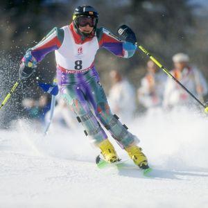 Blanca Ochoa Fernandez, , kuva Albertvillen olympiarinteestä