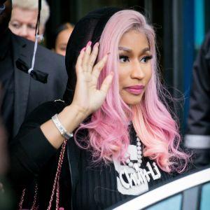 Nicki Minaj Oslossa maaliskuussa 2019.
