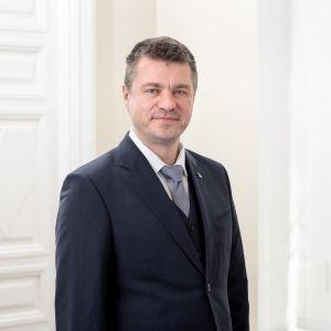 Viron ulkoministeri Urmas Reinsalu.