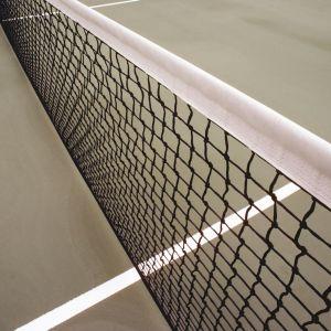 Kuvaa tennisverkosta.