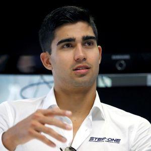Juan Manuel Correa kuvassa