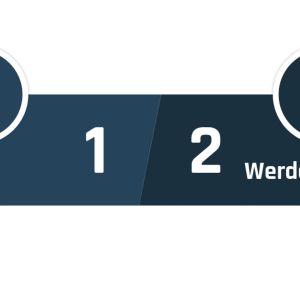 Union Berlin - Werder Bremen 1-2