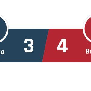 Brescia - Bologna 3-4