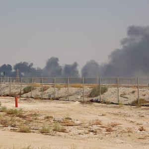 öljylaitos Aramco