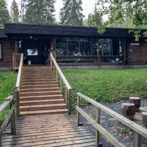 Veittijärven sauna