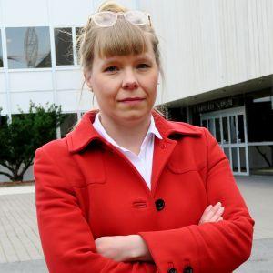 tutkija Hanna Kuusela
