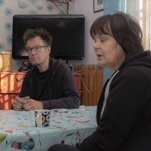 Birgitta Mäki ja Jyrki Mäki