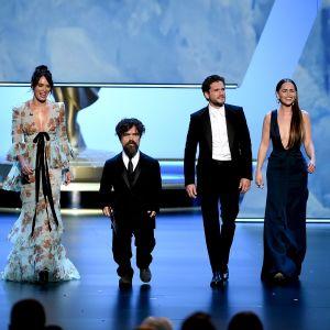Emmy, Lena Headey, Peter Dinklage, Kit Harington, Emilia Clarke.