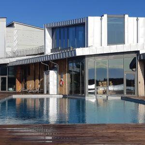 Kylpylähotelli Cape Eastia remontoidaan uutta aloitusta varten.