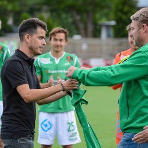 Espanjalainen Gabriel Garcia Xatart on PEPO Lappeenrannan uusi valmentaja.