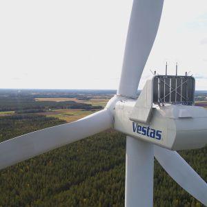 tuulivoimala Kalajoella