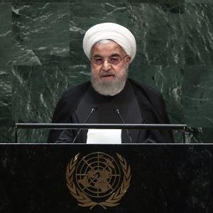 Hassan Ruhani.
