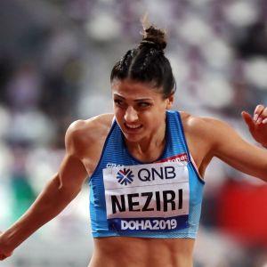 Nooralotta Neziri, Doha 2019 välierä