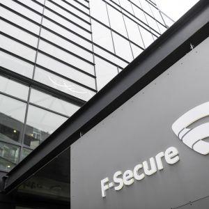 F-securen pääkonttori Helsingissä.