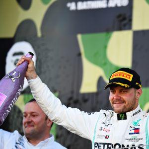 Valtteri Bottas, voitto Japanin GP 2019