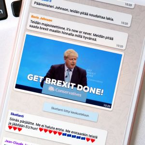Get Brexit Done!
