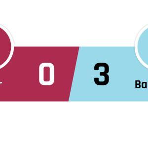 Eibar - Barcelona 0-3