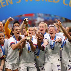 Fifa naisten jalkapallon MM 2019