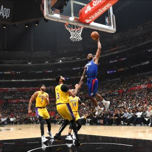 Clippers Lakers