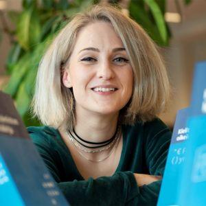 Kotuksen tutkija Elisa Dufva