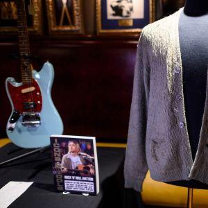 Kurt Cobainin villatakki