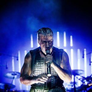 Rammsteinin laulaja Till Lindemann