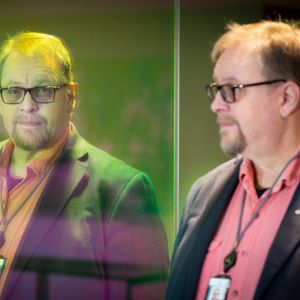 henkilöstön edustaja hallituksessa Ralf Holmlund, Wärtsilä