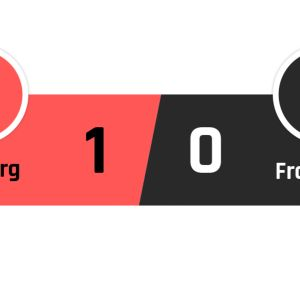Freiburg - Frankfurt 1-0