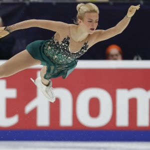 Emmi Peltonen Moskovan GP