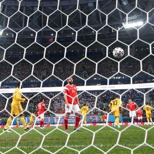 Venäjän jalkapallomaajoukkue