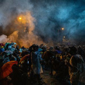 Hongkong protestit
